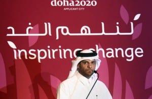 Imagen de la presentación del proyecto de Doha 2020
