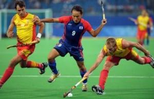 La selección española de hockey hierba