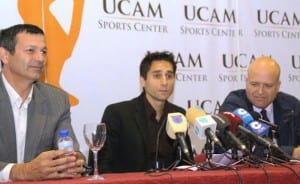 El atleta Juanma Molina