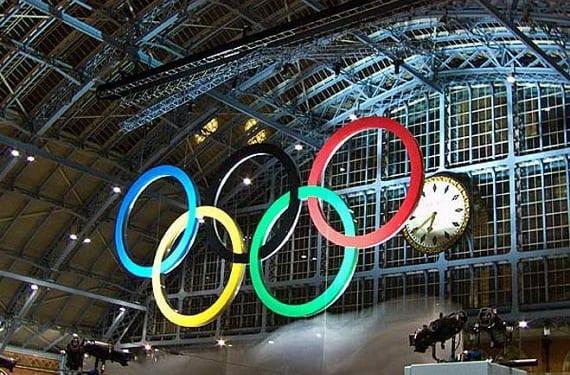 La hora de los Juegos de Londres 2012