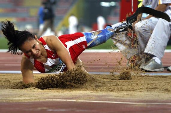 Atleta paralímpico