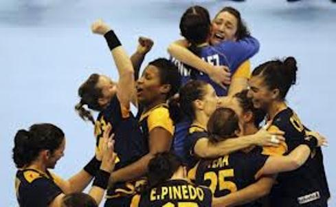 España balonmano femenino