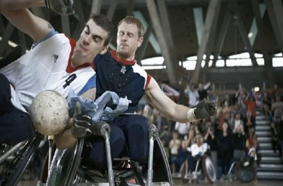 Baloncesto paralímpico