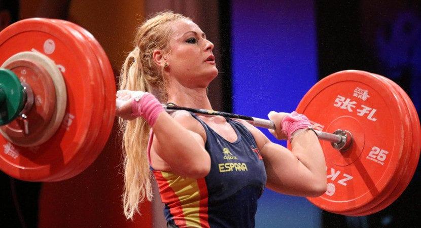 Lidia Valentín va a ganar un oro olímpico de Londres 2012