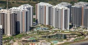 La Villa Olímpica es uno de los problemas de Río 2016