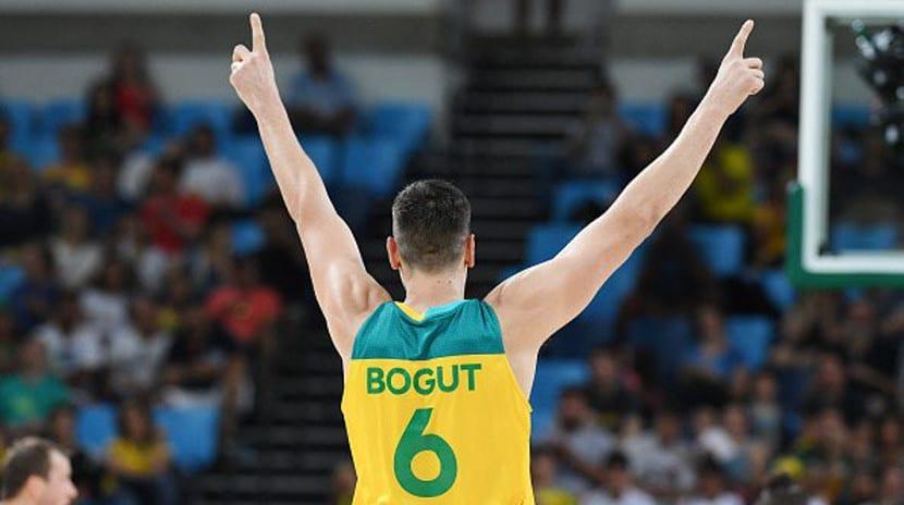 Bogut lidera a la selección australiana de baloncesto