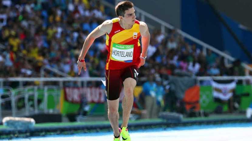 Bruno Hortelano Rio 2016
