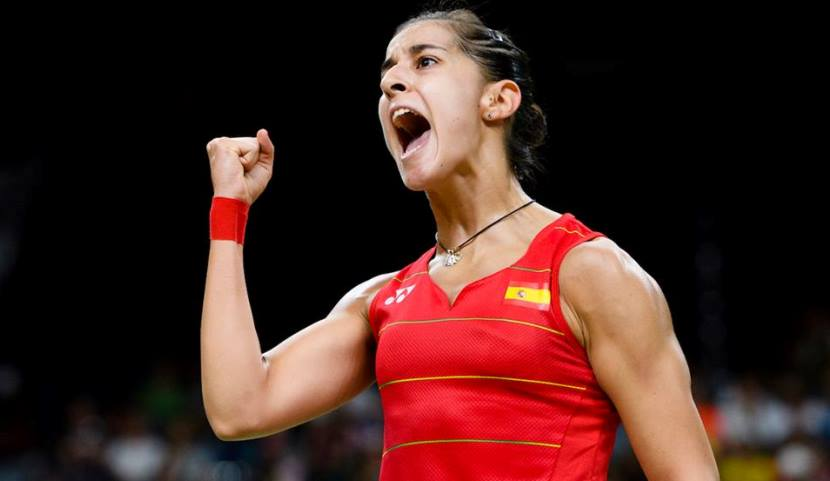 Carolina Marín finalista
