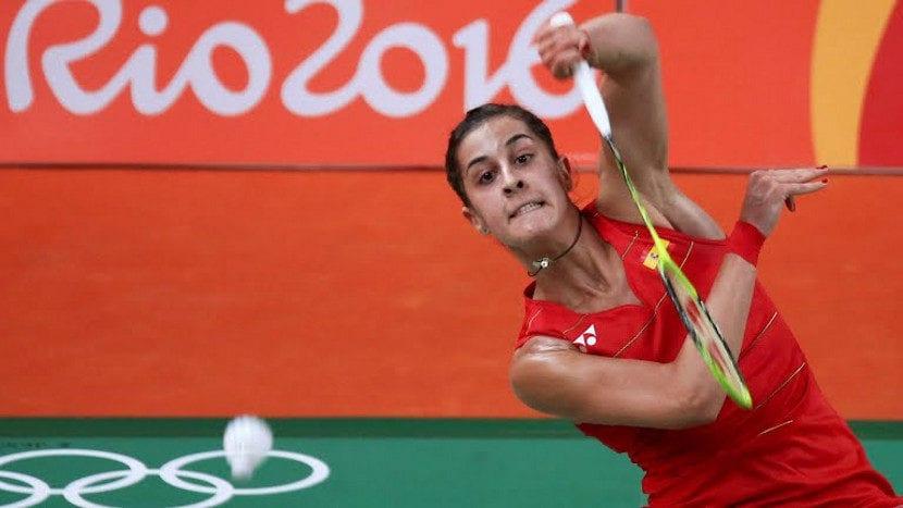 Carolina Marín sigue aspirando a medalla en Río 2016