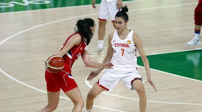 España de baloncesto femenino