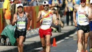 García Bragado corrió en Río sus séptimos Juegos Olímpicos
