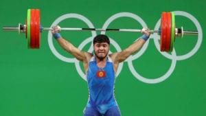 Izzat Artykov protagonizó un caso de dopaje en Río 2016