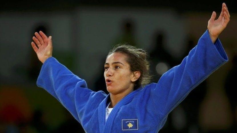 Maljinda Kelmendi ganó la primera medalla para Kosovo