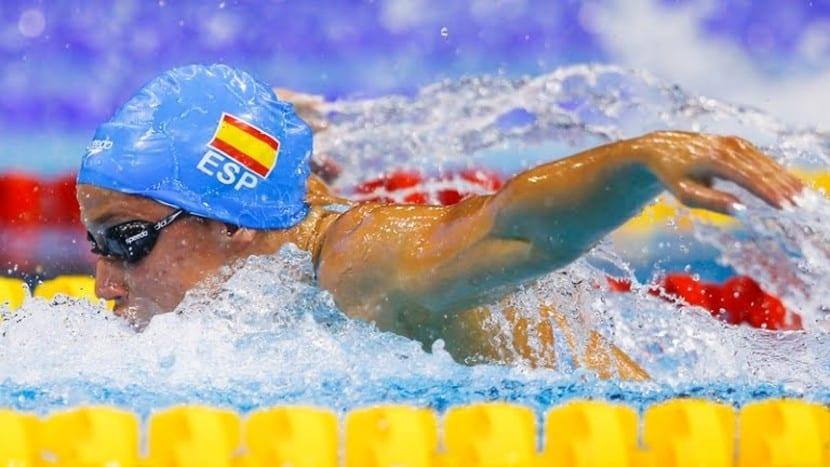 Mireia Belmonte buscará su segunda medalla en el 200 mariposa