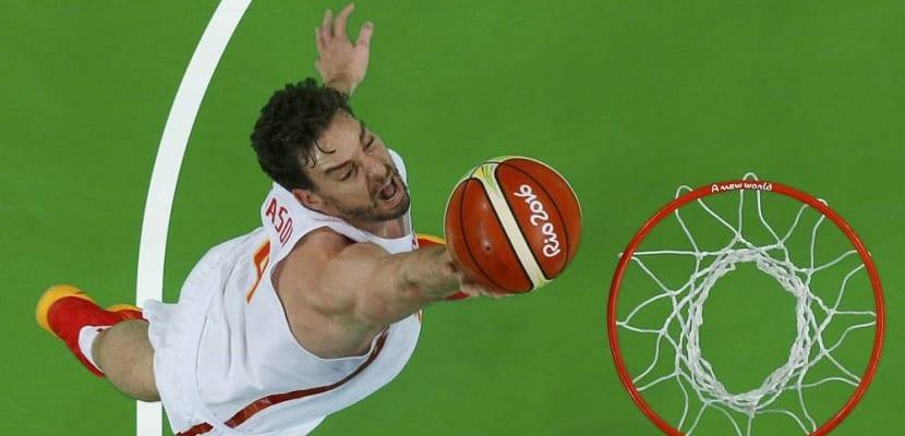 Baloncesto olímpico