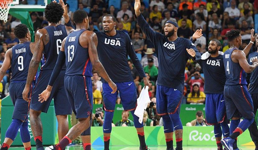Estados Unidos apabulló a China en su debut en Río