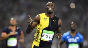Usain Bolt ya tiene un oro en Río 2016