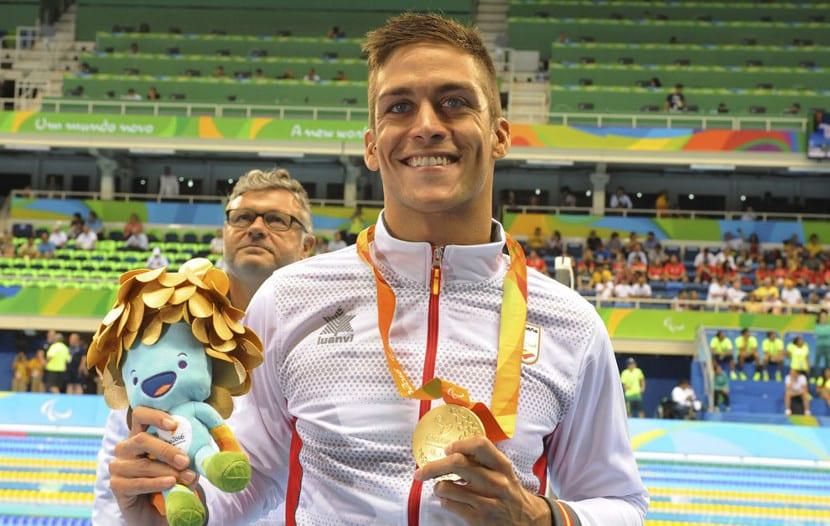 Israel Oliver ganó por fin su ansiada medalla paralímpica