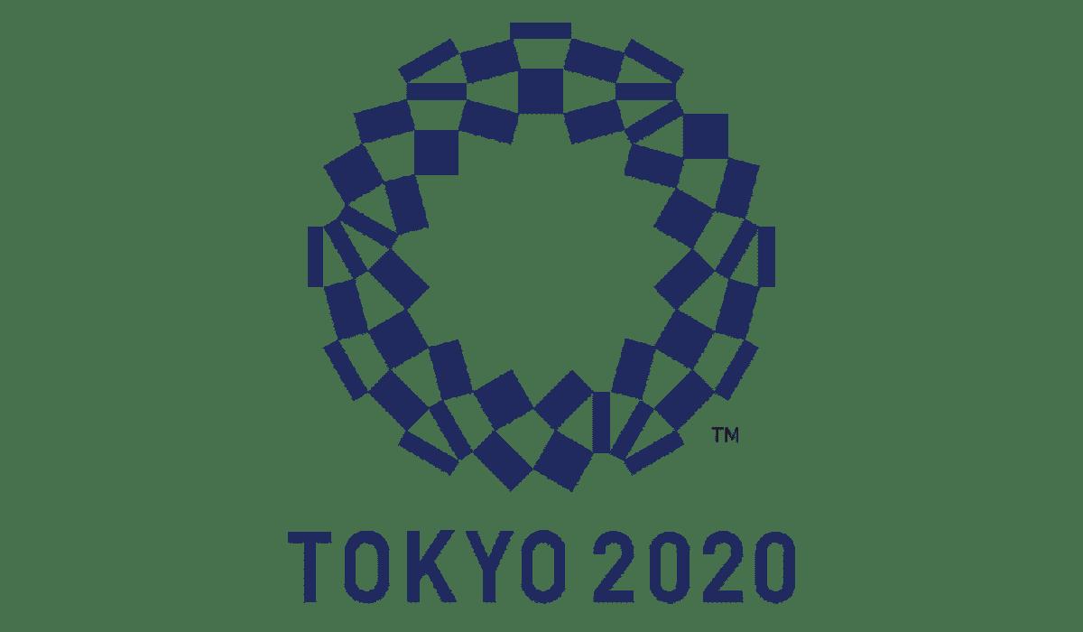 Logo de los JJOO de Tokio