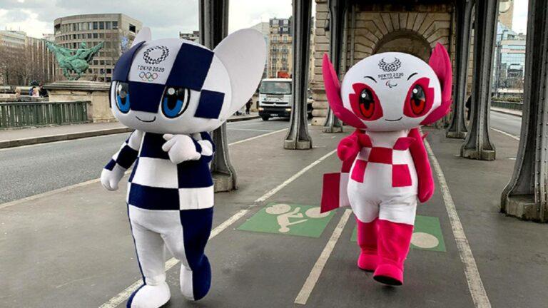 mascotas de los juegos olimpicos 2021